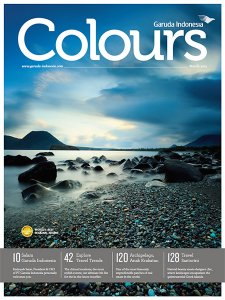 Garuda - March 2013 Cover